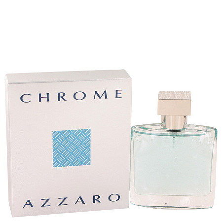 Chrome by Loris Azzaro for Men Eau De Toilette Spray 1.7 oz