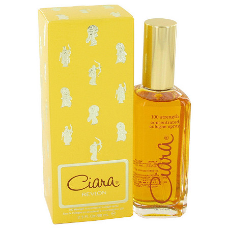CIARA 100% by Revlon for Women Cologne Spray 2.3 oz