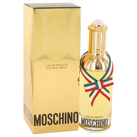 MOSCHINO by Moschino for Women Eau De Toilette Spray 2.5 oz