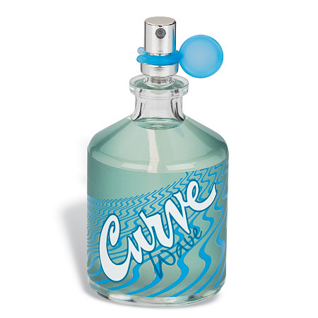 Curve Wave by Liz Claiborne for Men Cologne Spray 4.2 oz