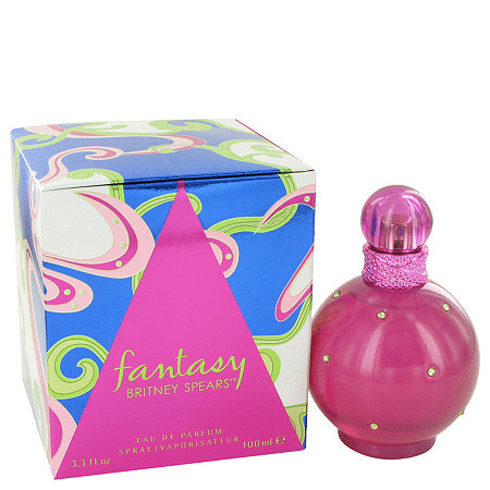 Fantasy by Britney Spears for Women Eau De Parfum Spray 3.3 oz