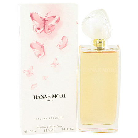 HANAE MORI by Hanae Mori for Women Eau De Toilette Spray 3.4 oz