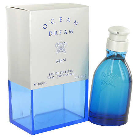 OCEAN DREAM by Designer Parfums ltd for Men Eau De Toilette Spray 3.4 oz