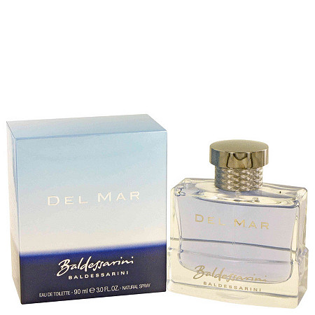 Baldessarini Del Mar by Hugo Boss for Men Eau De Cologne Spray 3 oz