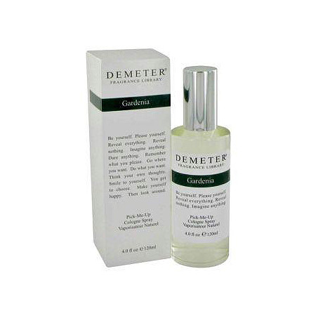Demeter by Demeter for Women Gardenia Cologne Spray 4 oz