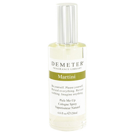 Demeter by Demeter for Women Martini Cologne Spray 4 oz