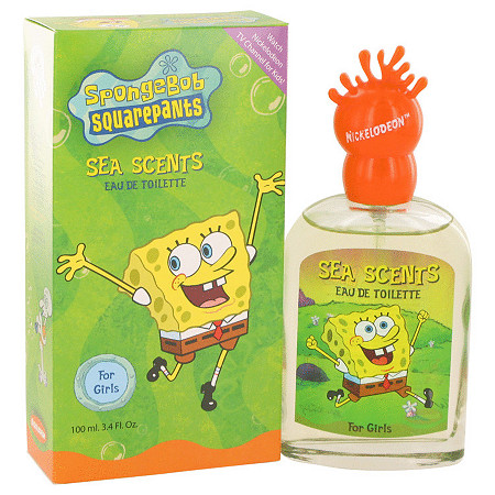 Spongebob Squarepants by Nickelodeon for Women Eau De Toilette Spray 3.4 oz