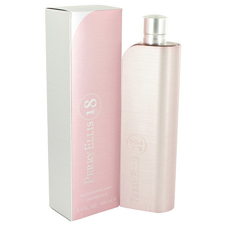 Perry Ellis 18 by Perry Ellis for Women Eau De Parfum Spray 3.4 oz