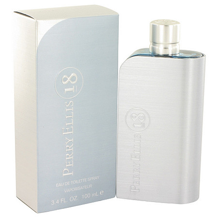 Perry Ellis 18 by Perry Ellis for Men Eau De Toilette Spray 3.4 oz