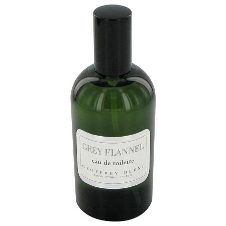 GREY FLANNEL by Geoffrey Beene for Men Eau De Toilette Spray (Tester) 4 oz