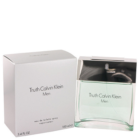 TRUTH by Calvin Klein for Men Eau De Toilette Spray 3.4 oz