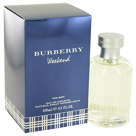 WEEKEND by Burberrys for Men Eau De Toilette Spray 3.4 oz