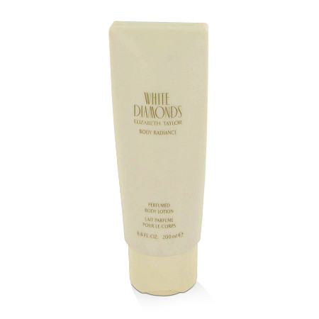 WHITE DIAMONDS by Elizabeth Taylor for Women Body Lotion 6.8 oz
