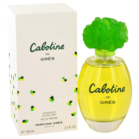 CABOTINE by Parfums Gres for Women Eau De Parfum Spray 3.3 oz