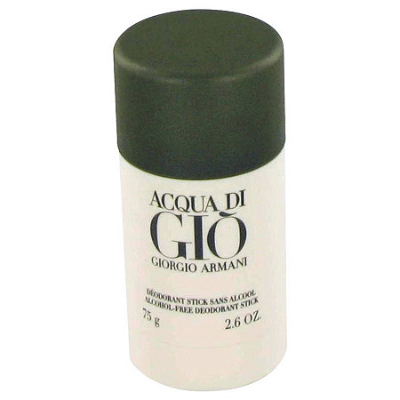 ACQUA DI GIO by Giorgio Armani for Men Deodorant Stick 2.6 oz