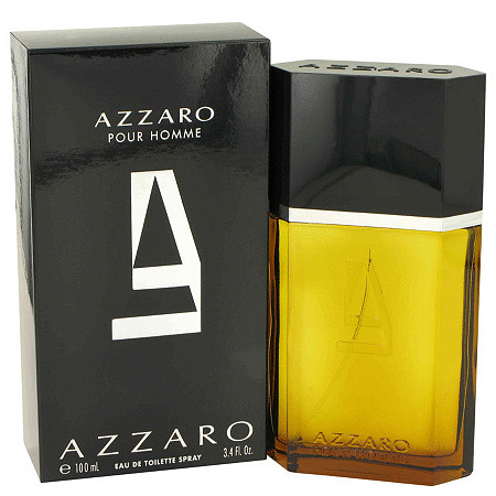 AZZARO by Loris Azzaro for Men Eau De Toilette Spray 3.4 oz