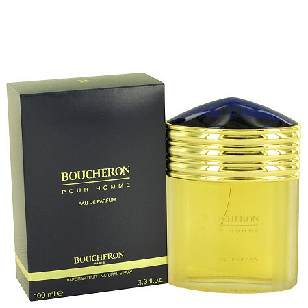 BOUCHERON by Boucheron for Men Eau De Parfum Spray 3.4 oz