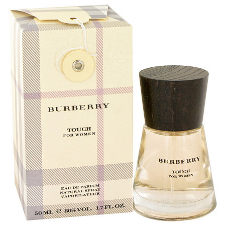 BURBERRY TOUCH by Burberrys for Women Eau De Parfum Spray 1.7 oz