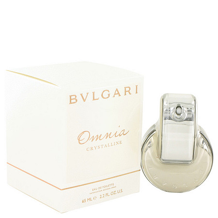 OMNIA CRYSTALLINE by Bulgari for Women Eau De Toilette Spray 2.2 oz