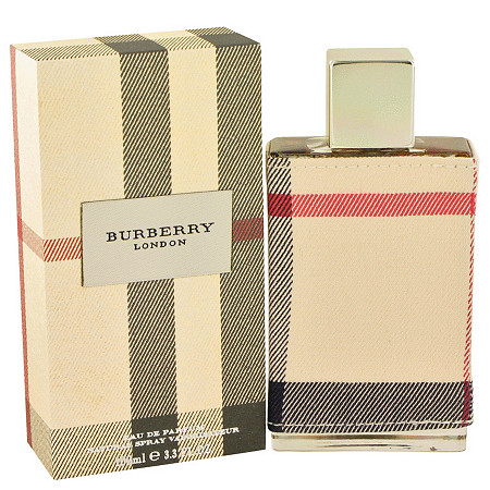 Burberry London (New) by Burberrys for Women Eau De Parfum Spray 3.3 oz