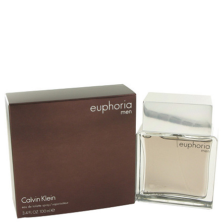 Euphoria by Calvin Klein for Men Eau De Toilette Spray 3.4 oz