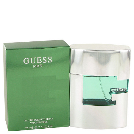 Guess (New) by Parlux for Men Eau De Toilette Spray 2.5 oz