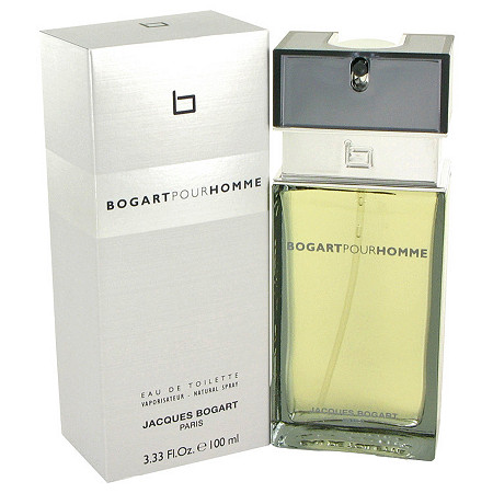 Bogart Pour Homme by Jacques Bogart for Men Eau De Toilette Spray 3.4 oz
