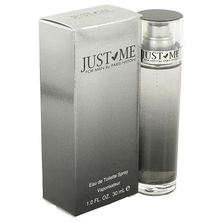 Just Me Paris Hilton by Paris Hilton for Men Eau De Toilette Spray 1 oz