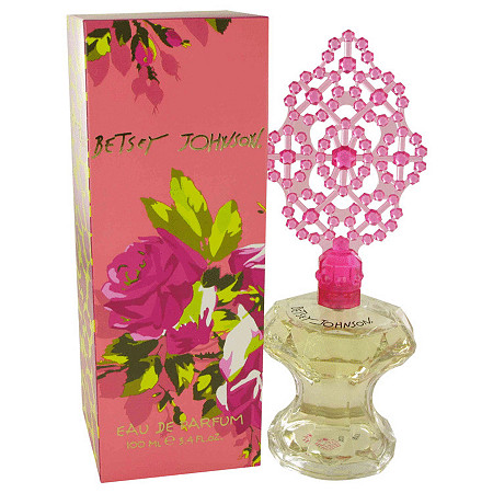 Betsey Johnson by Betsey Johnson for Women Eau De Parfum Spray 3.4 oz