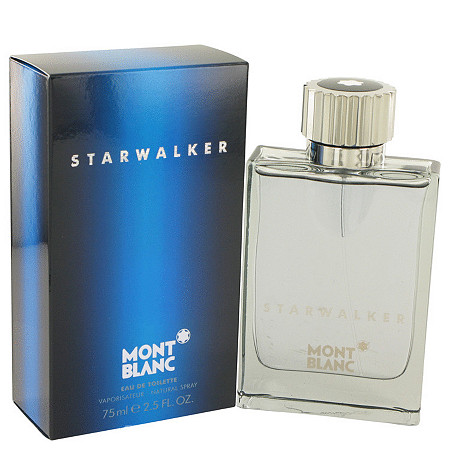 Starwalker by Mont Blanc for Men Eau De Toilette Spray 2.5 oz