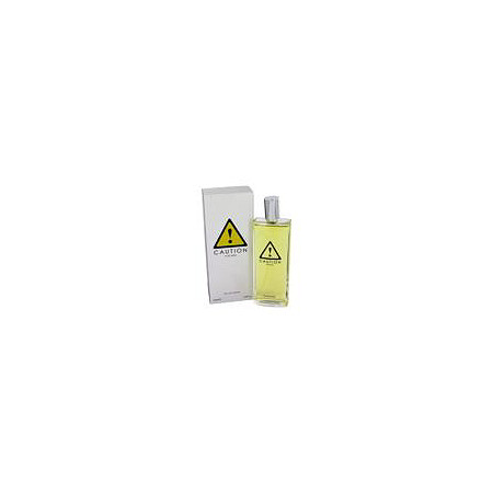 Caution by Kraft for Men Eau De Toilette Spray 3.4 oz