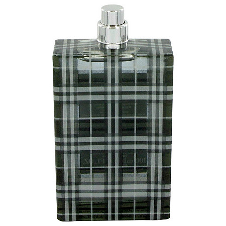 Burberry Brit by Burberrys for Men Eau De Toilette Spray (Tester) 3.4 oz