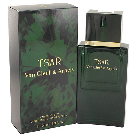TSAR by Van Cleef & Arpels for Men Eau De Toilette Spray 3.4 oz