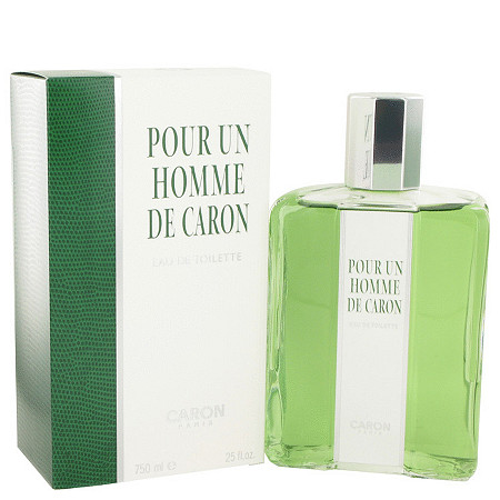 CARON Pour Homme by Caron for Men Eau De Toilette 25 oz