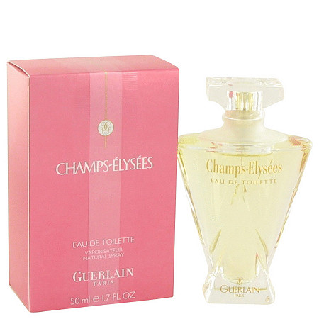 CHAMPS ELYSEES by Guerlain for Women Eau De Toilette Spray 1.7 oz