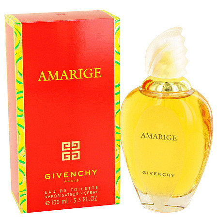 AMARIGE by Givenchy for Women Eau De Toilette Spray 3.4 oz