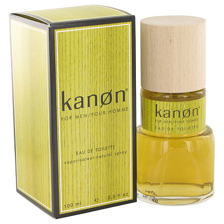 KANON by Scannon for Men Cologne Spray 3.5 oz