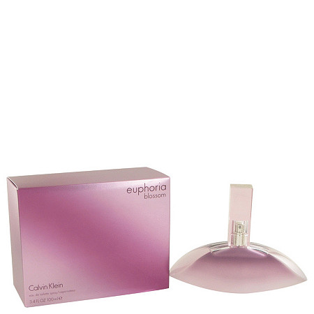 Euphoria Blossom by Calvin Klein for Women Eau De Toilette Spray 3.4 oz