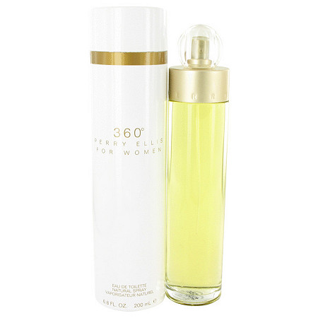 perry ellis 360 by Perry Ellis for Women Eau De Toilette Spray 6.7 oz