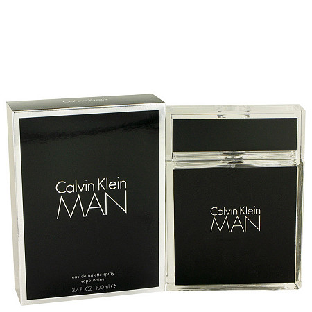 Calvin Klein Man by Calvin Klein for Men Eau De Toilette Spray 3.4 oz