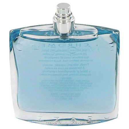Chrome by Loris Azzaro for Men Eau De Toilette Spray (Tester) 3.4 oz