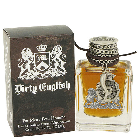Dirty English by Juicy Couture for Men Eau De Toilette Spray 1.7 oz