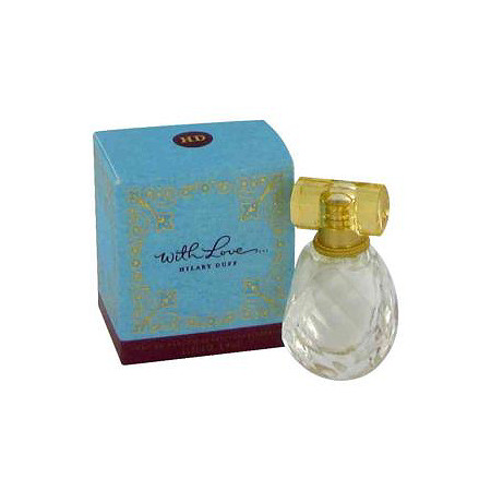 With Love by Hilary Duff for Women Mini EDP .13 oz