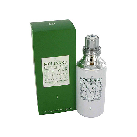 Molinard I by Molinard for Men Eau De Toilette Spray 4 oz