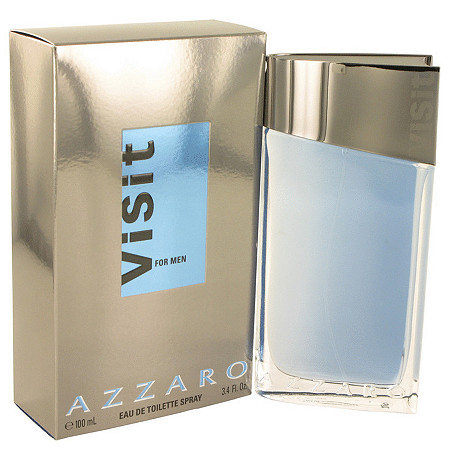 Visit by Loris Azzaro for Men Eau De Toilette Spray 3.3 oz