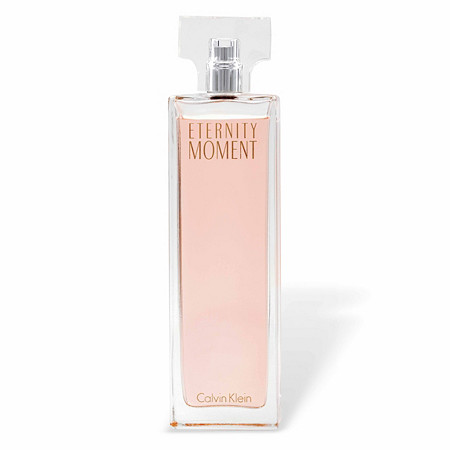 Eternity Moment by Calvin Klein for Women Eau De Parfum Spray 3.4 oz