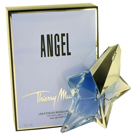 ANGEL by Thierry Mugler for Women Eau De Parfum Spray Refillable 1.7 oz