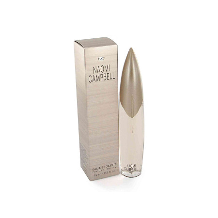 NAOMI CAMPBELL by Naomi Campbell for Women Eau De Toilette Spray 1.7 oz