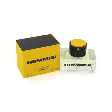 Hummer by Hummer for Men Eau De Toilette Spray 1.3 oz