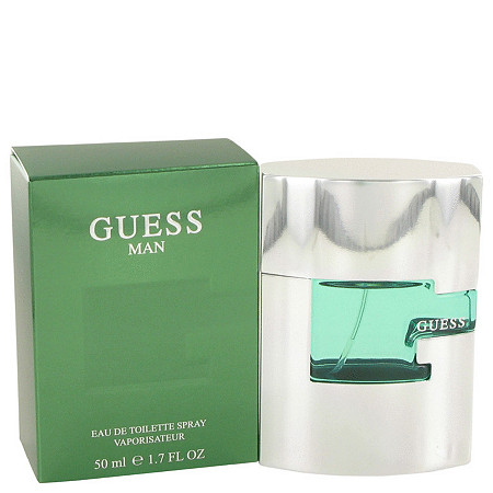 Guess (New) by Guess for Men Eau De Toilette Spray 1.7 oz